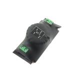 ВТ-Т Изолирующий видеотрансформатор одноканальный. Исполнение: плата в термотрубке с винтовыми клеммами.         Один вход, один выход. Габариты - 70х45х25мм3