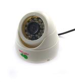 Partizan CDM 223 S-Видеокамера купольная AHD ИК подсветка 20 м, пластик, бел.