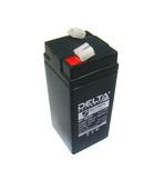 АКБ Delta DT 6023 Свинцово-кислотный аккумулятор (6V / 2.3Ah)