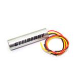 Микрофон STELBERRY M-10 активный, высокочувствительный с постоянным коэффицентом усиления (аналог Шорох 1) Акустическая дальность до 8 м. диапазон 100-6100гц. питание 5-16в\20мА длинна линии до 300м