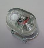 БИЯ-С (модель 3) оповещатель светозвуковой 12В, (светодиодный, звуковой оповещатель Шмель-12)