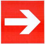 """Знак """"Направление к месту расположения пожарного оборудования"""""""